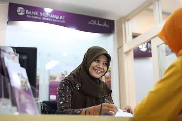 kelebihan bank syariah
