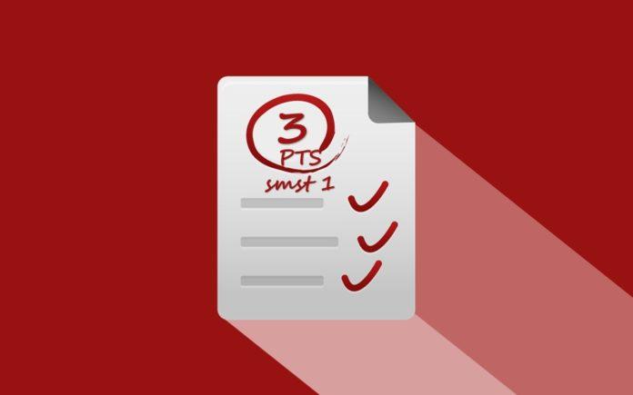 Download Soal PTS Kelas 3 Semester 1